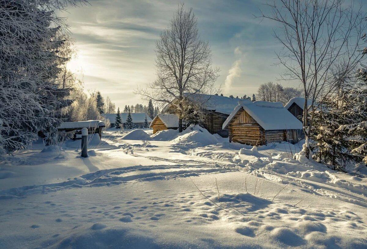 фото и картинки русской зимы были вручены грамоты