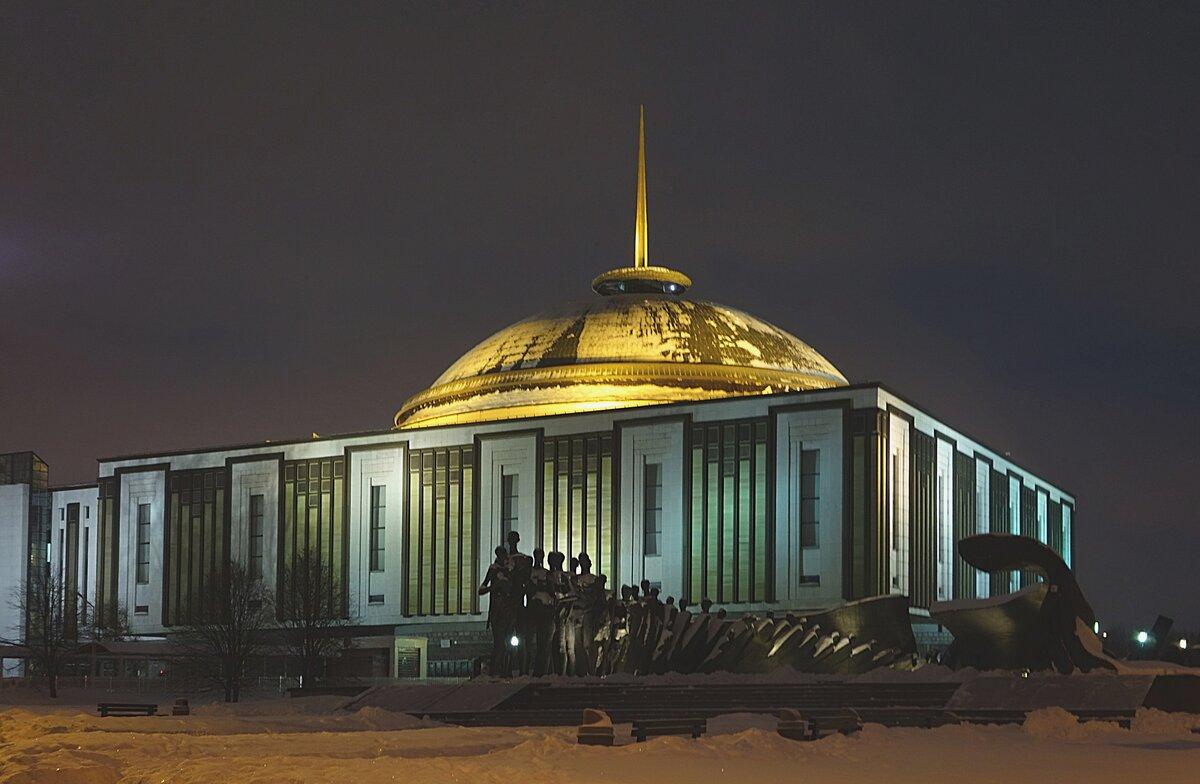 татуировку мог музей парк победы в москве фото уже