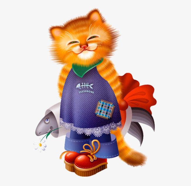 Открытки с кошками прикольные анимация