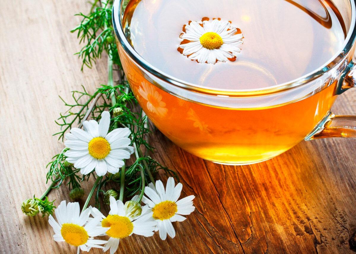 Травяной чай картинки