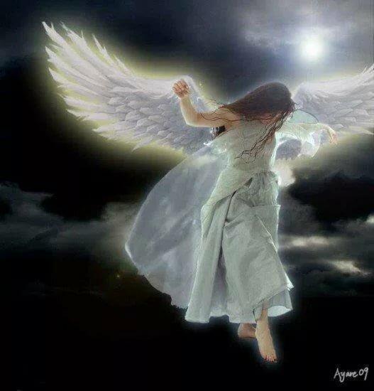 картинка ангела тебе хранителя мне решим все