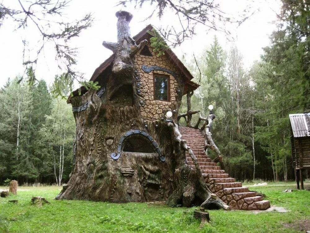 как построить дом на похожую сказку фото студия представляет