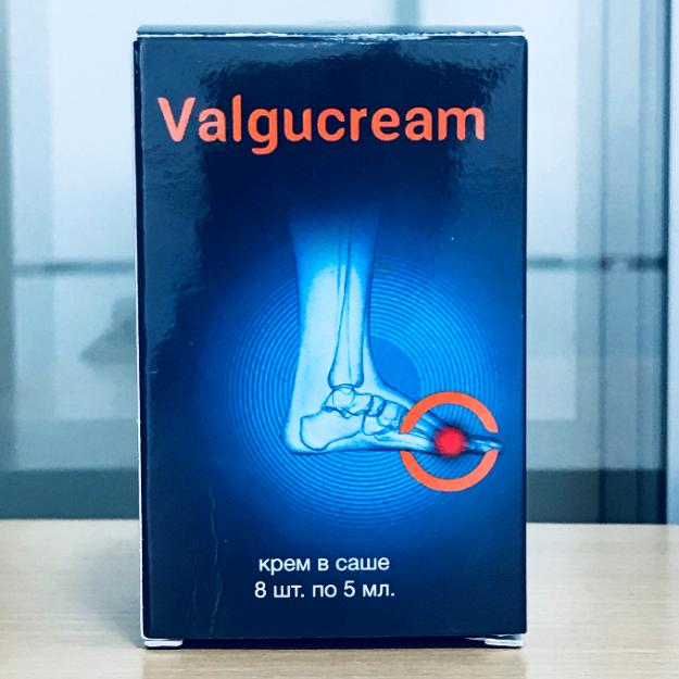 Valgucream - крем от вальгусной деформации в Чебоксарах