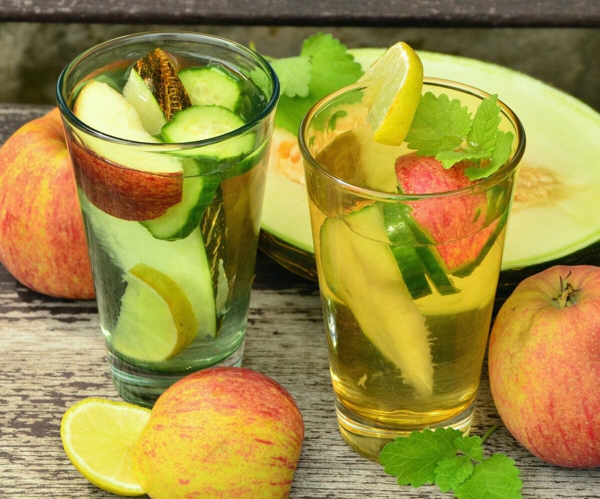 Яблочный Компот Диета. Выясняем можно ли похудеть с помощью компота