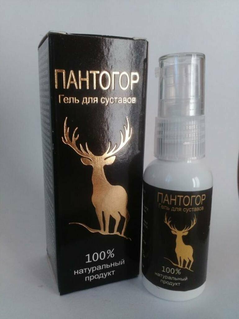 Пантогор гель для суставов в Николаеве