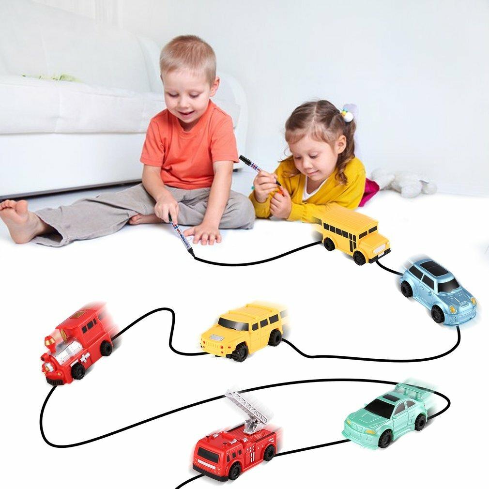Inductive car - инновационная игрушка в Арске