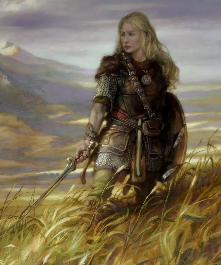 Воин славянин картинка