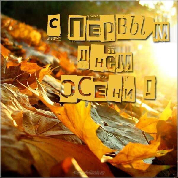 Картинки 1 сентября осень с прикольными надписями