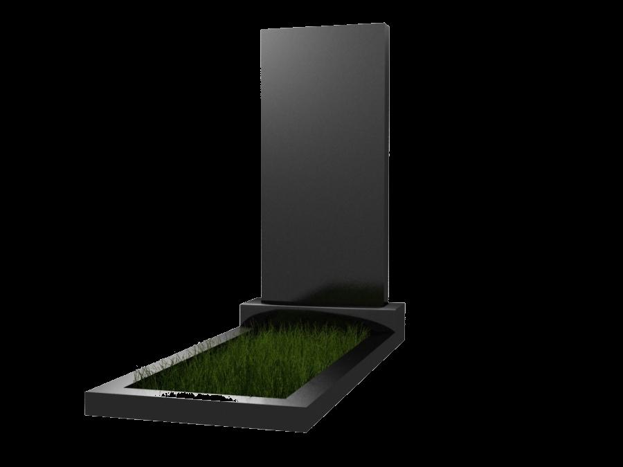 фото каменных надгробий из черного гранита