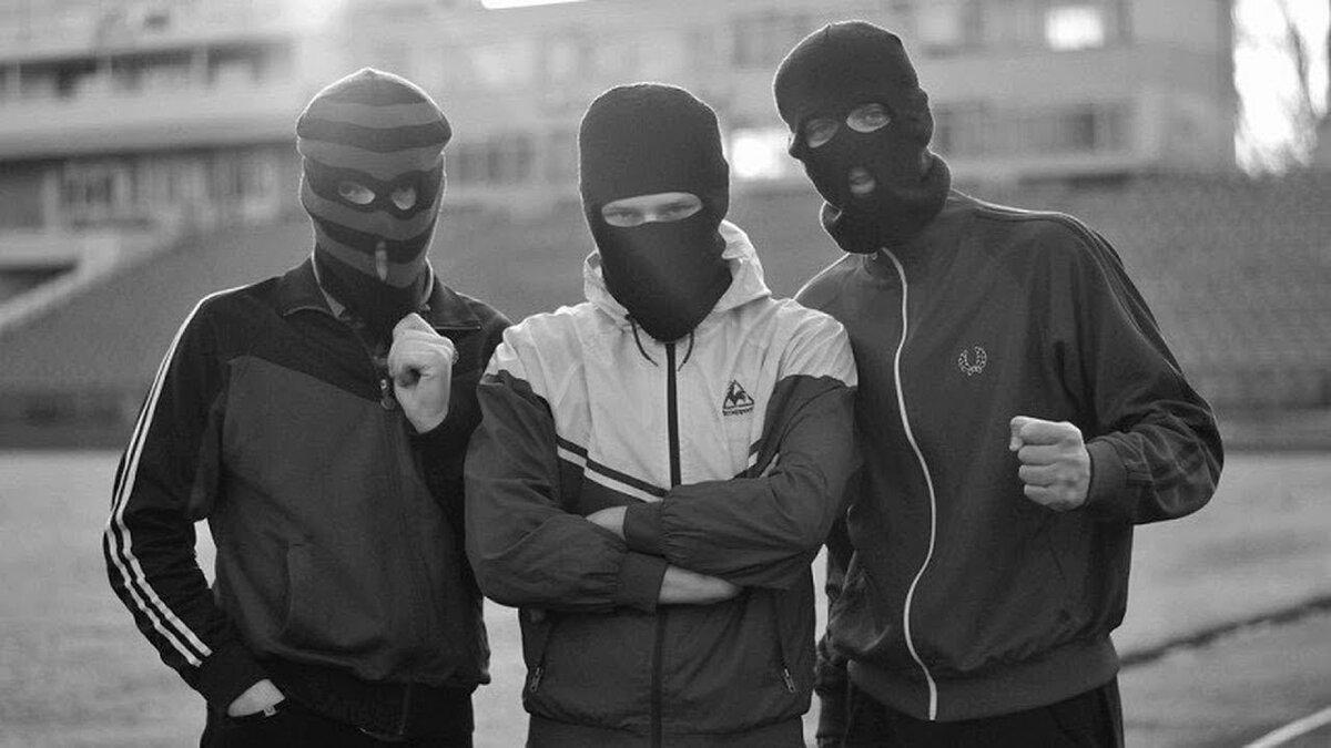 Картинка на аву банда