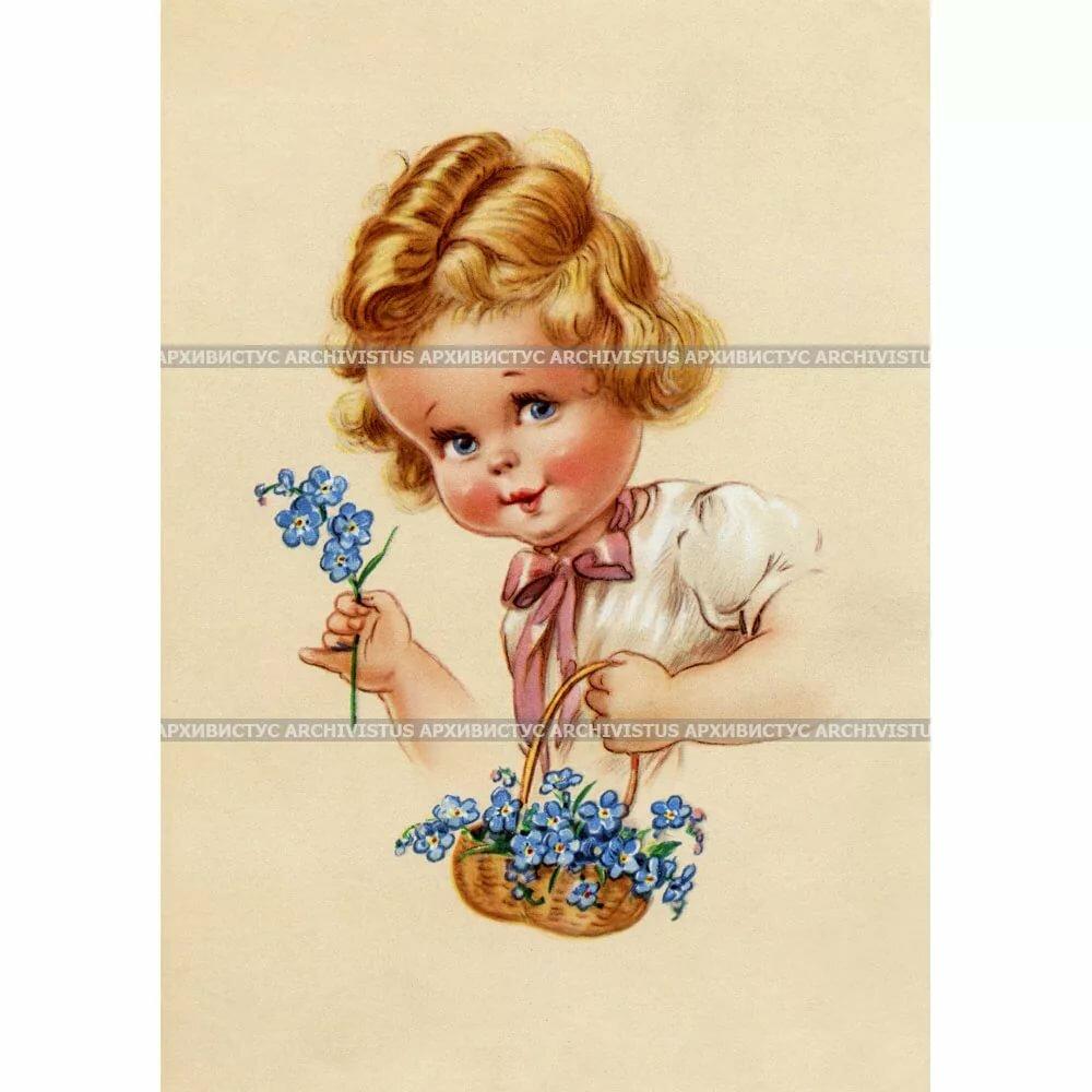 этом старые открытки с днем рождения с детьми режим