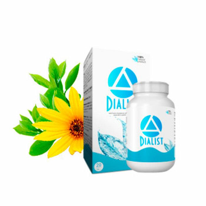 DIALIST натуральное от диабета в Ейске