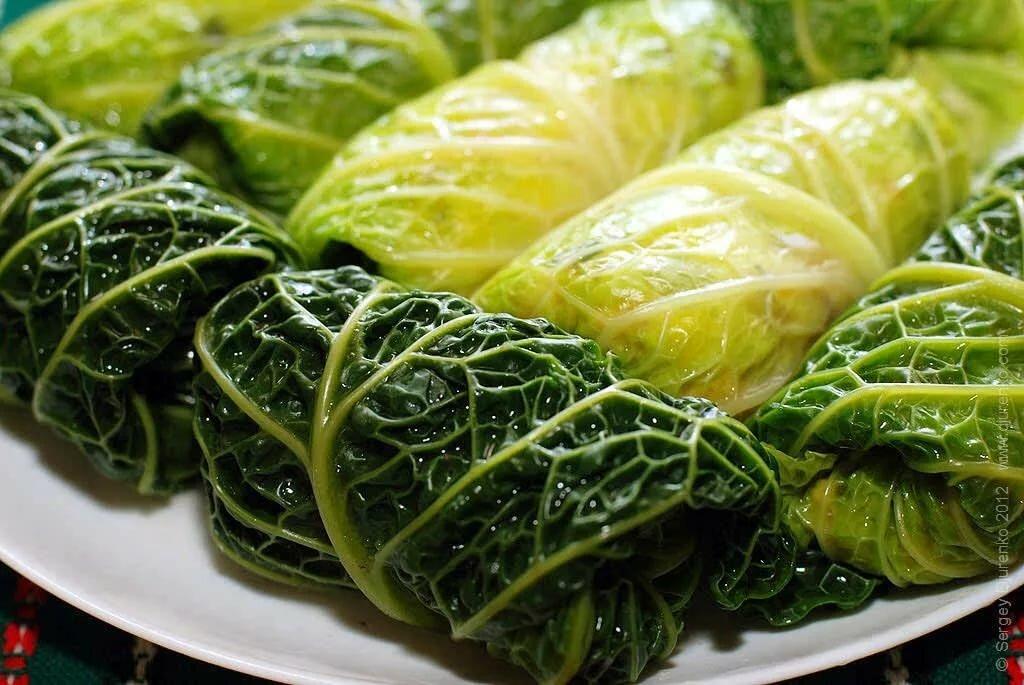 вот картинки блюда с капустой фото которого