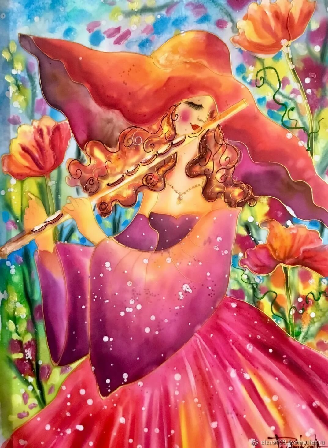 Картинка феи музыки для детей