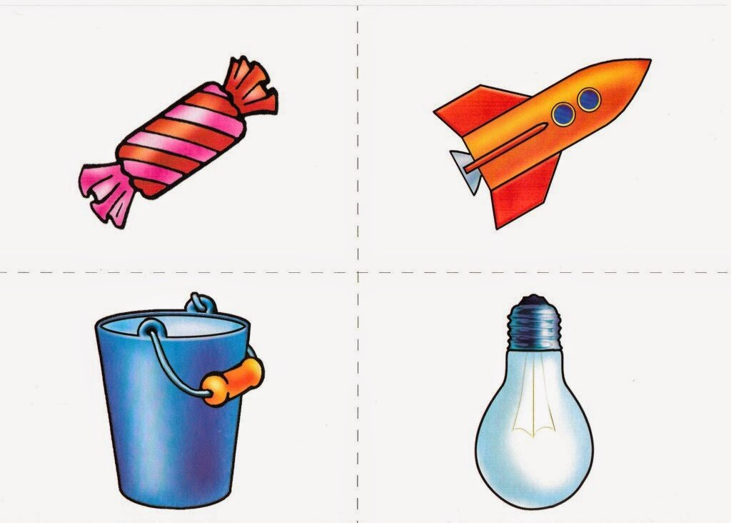 картинки с рисовать предметы пошаговыми