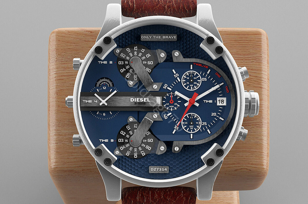 Часы Diesel Brave в Тюмени