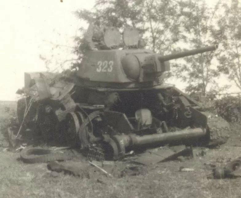 Про виды потерь боевых бронированных машин.
