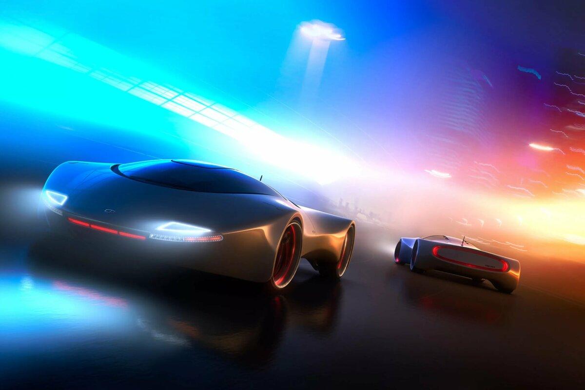 картинка будущее скорость