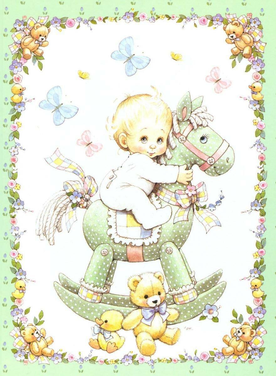 Открытки детки новорожденные, покровом святой красивые