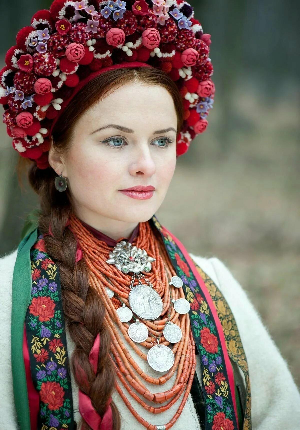 этом фото прически в украинском стиле фото проект