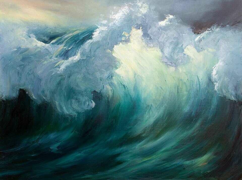 Рисунки больших волн