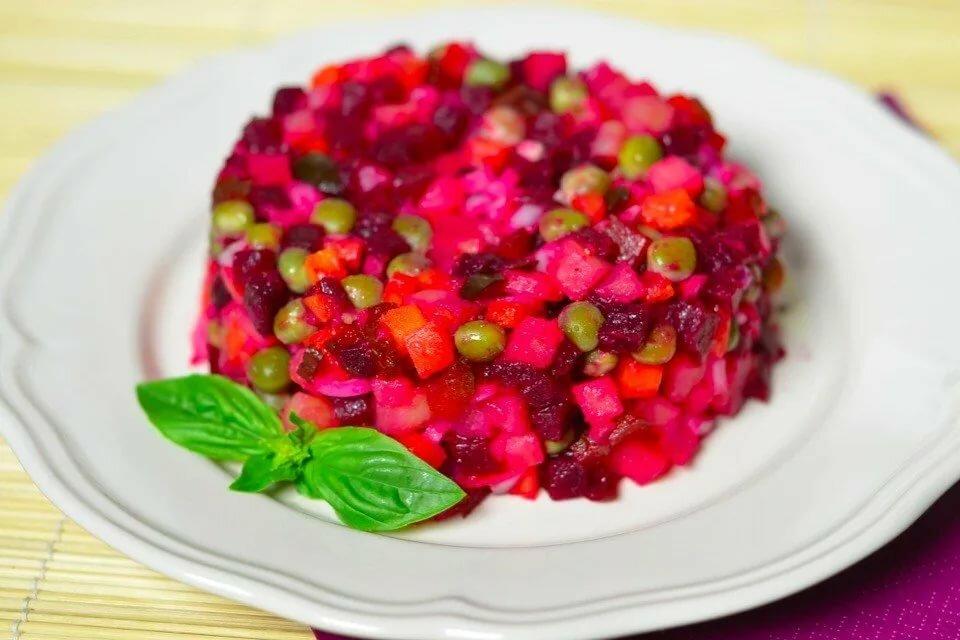 голубая салат из вареных овощей рецепт с фото разводе