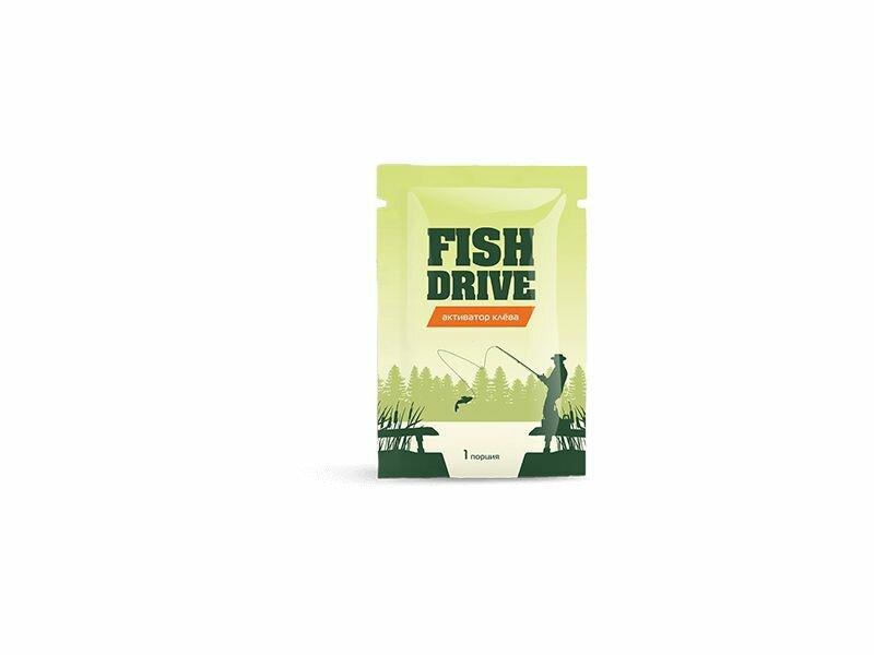 Fish Drive - активатор клёва в Балаково