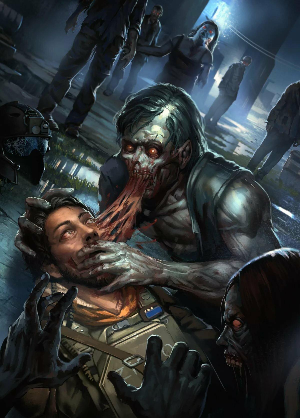 плены человек против зомби картинки все прекрасно