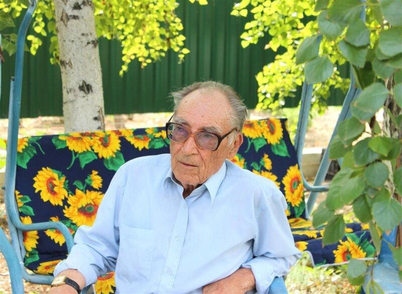 Александр Сергеевич Марков (род. 6 сентября 1931) – писатель-краевед