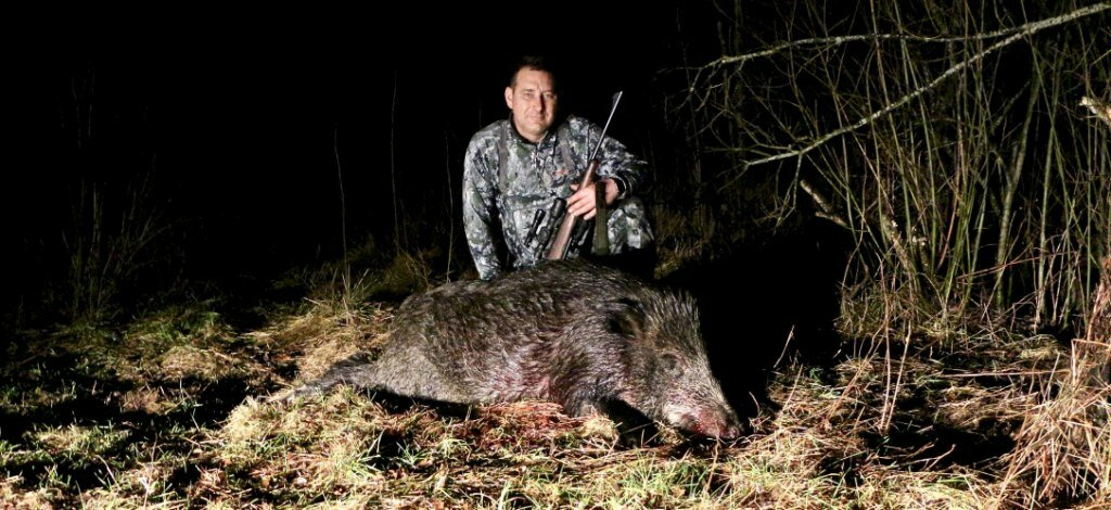 Hunt Expert - приманка для диких копытных животных в Таганроге