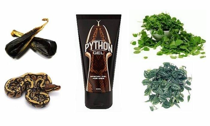 Python Gel для увеличения в Красногорске