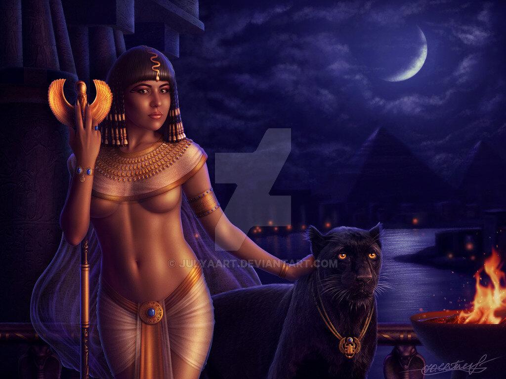Картинки египетских жриц