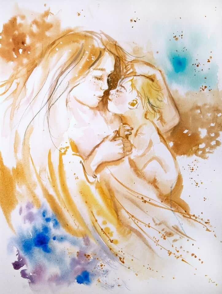 Картинки материнство