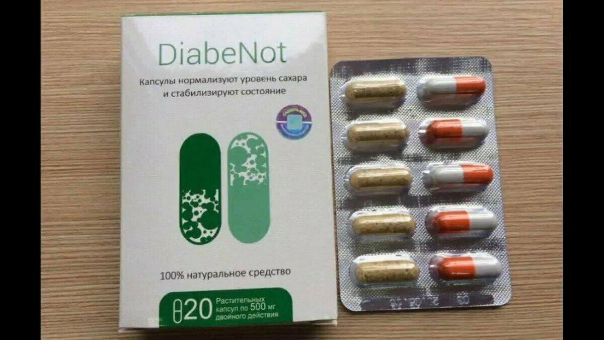 DiabeNot от диабета в Пыталове