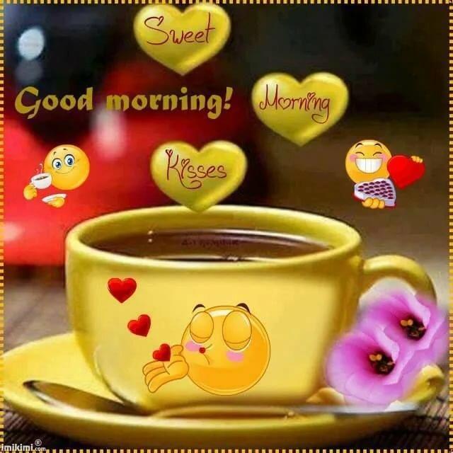 Доброе утро открытка на английском