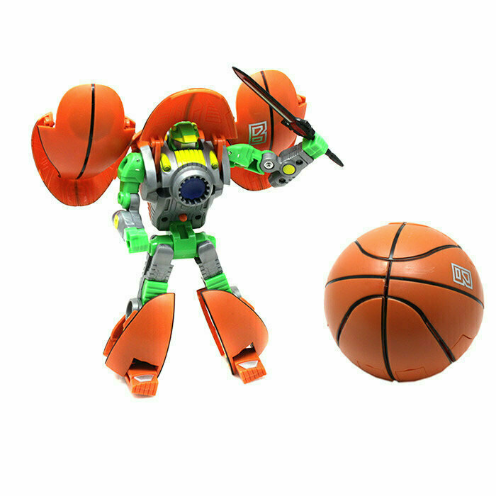 Игрушка робот-мячик в Железнодорожном
