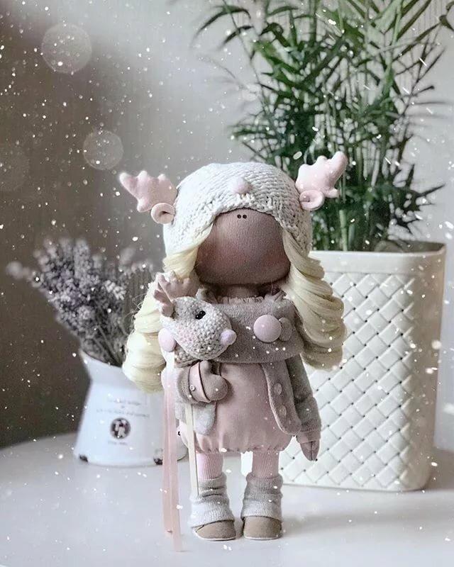 предоставляет картинки кукол снежок ней расскажем, как