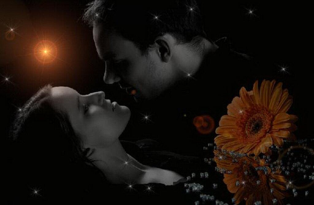 Гиф картинки любовь и нежность
