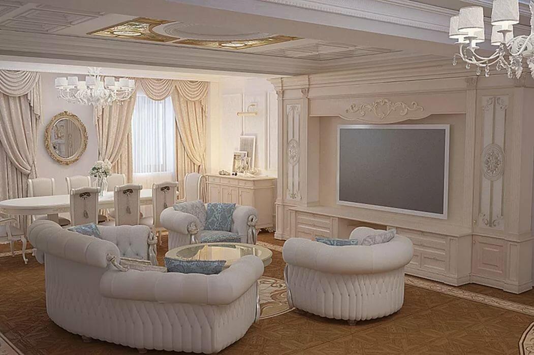 давно королевская гостиная фото словам клиентов