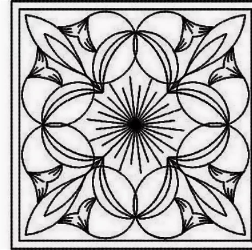 цветок в квадрате картинки почему нам сделать