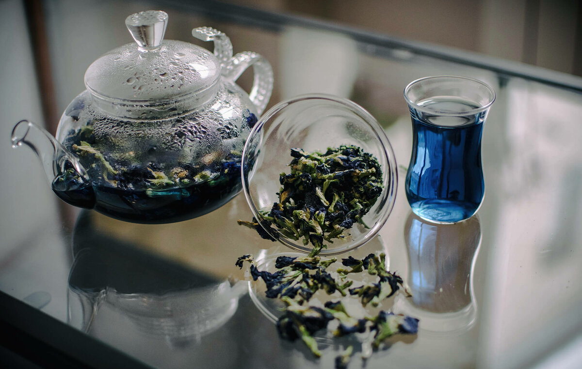 Пурпурный чай Чанг-Шу в Донецке