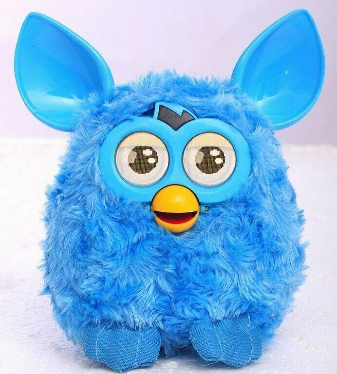 Интерактивная развивающая игрушка Furby в Москве