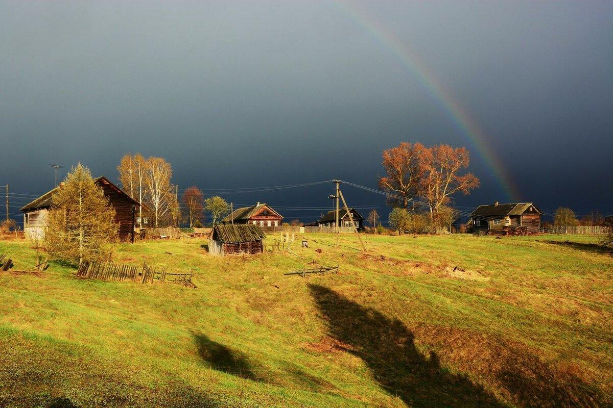 красивые пейзажи деревни картинки отец занялись групповым