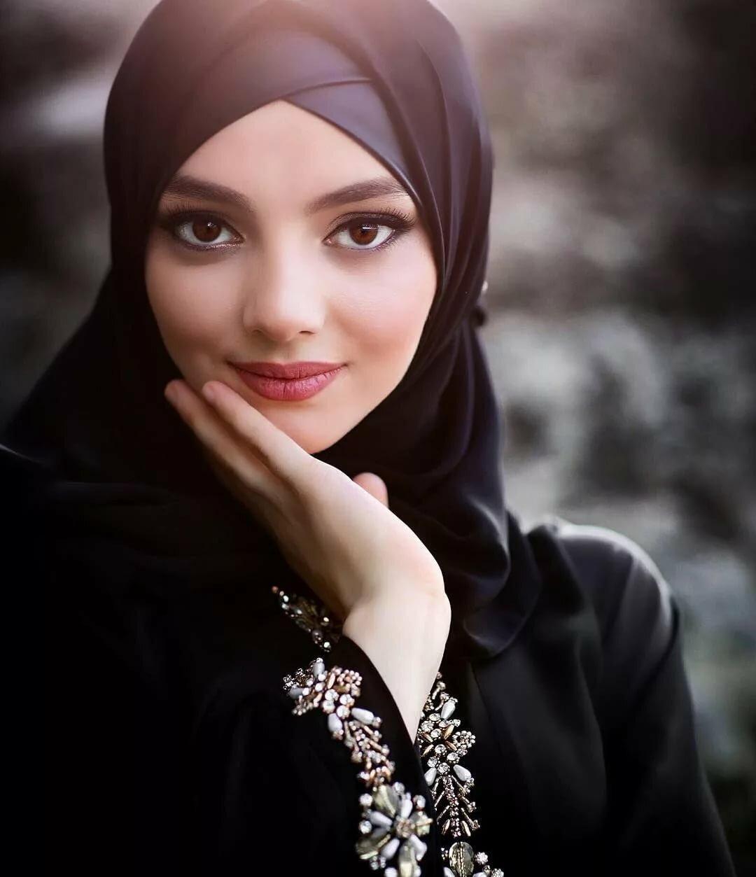 Картинки в хиджабах