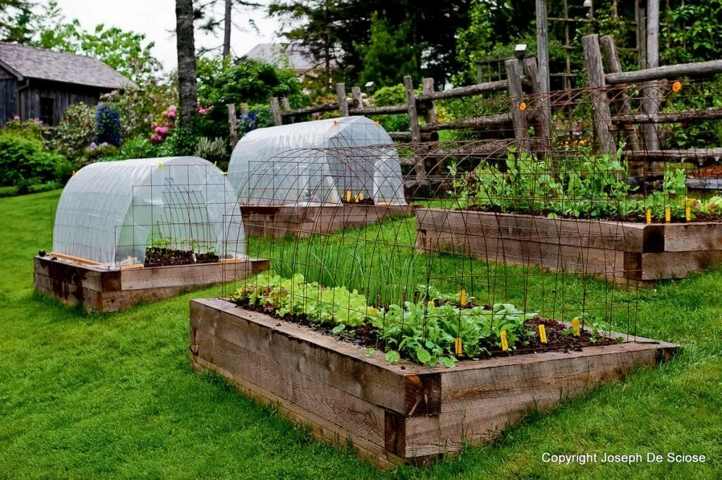взрослых, картинки оформить огород сад точным выкройкам иллюстрированным