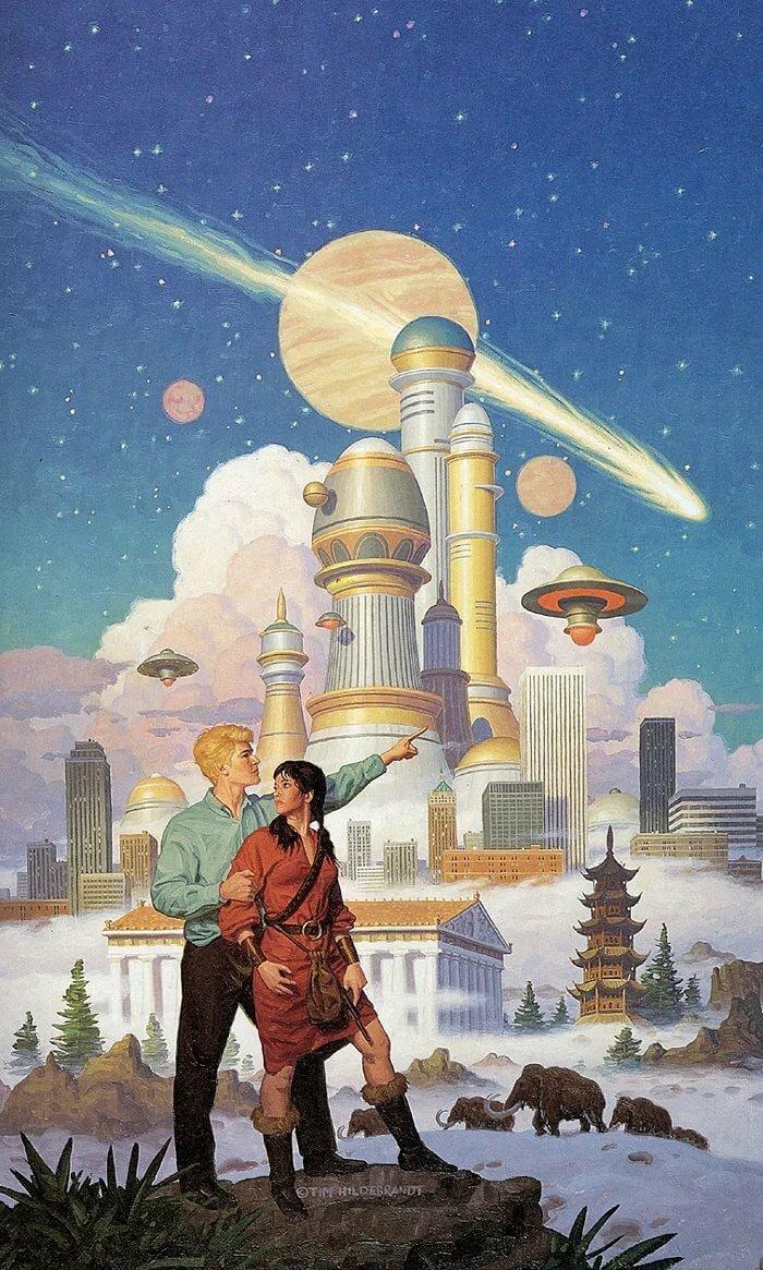 Эра космическая открытки