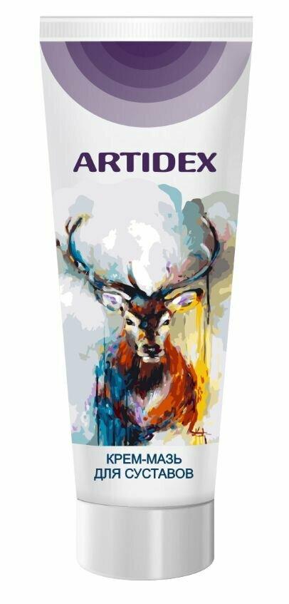 Artidex - крем-мазь для суставов в Кисловодске
