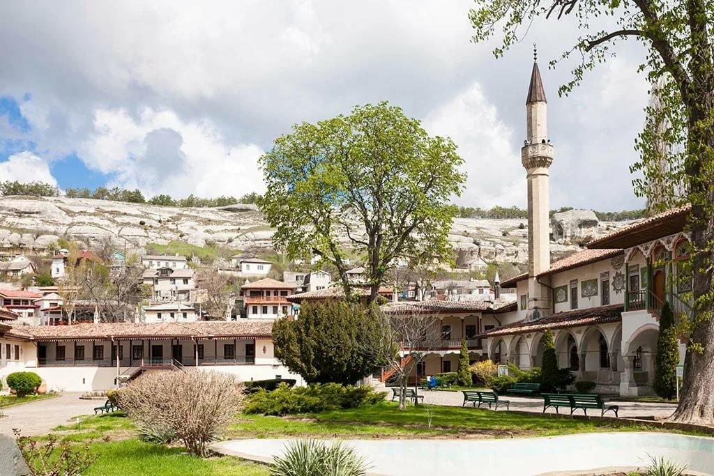 ханский дворец фотообои для штор