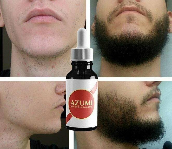 AZUMI для роста бороды в Казани