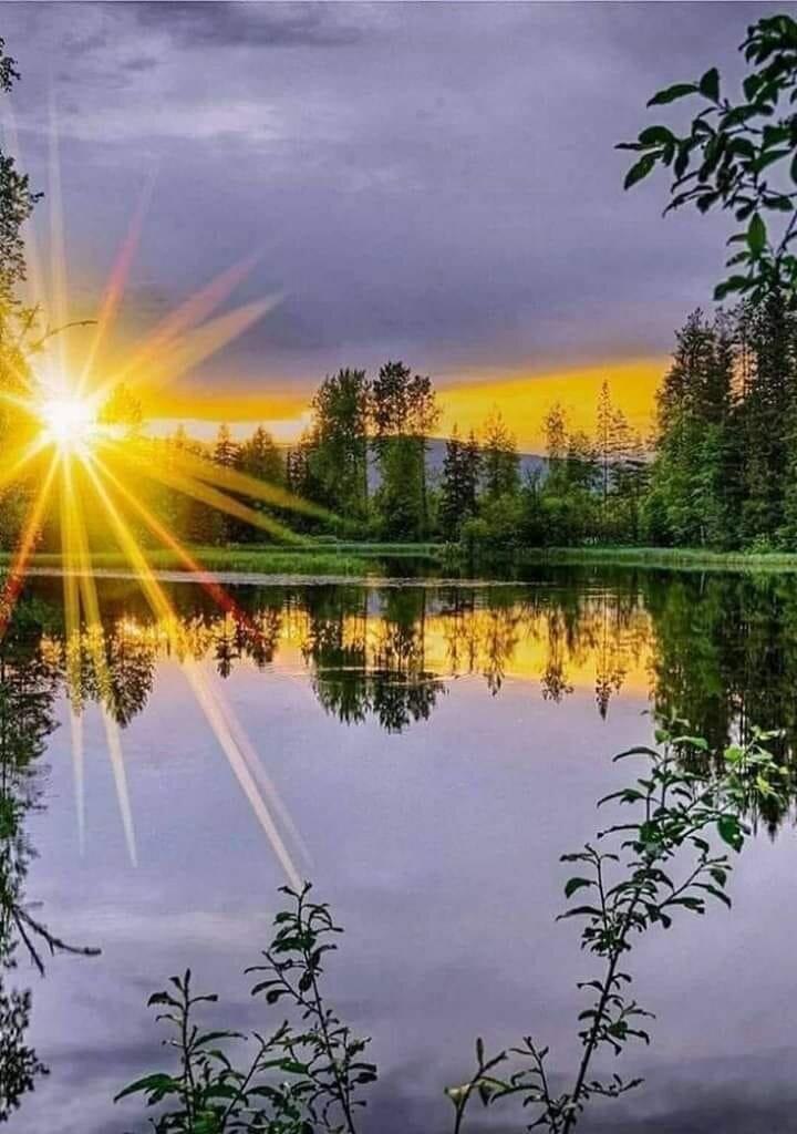 красивая природа рассвет картинки правильно обрезать свой